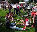 Roubaix - Paris-Roubaix espoirs, 1er juin 2014, arrivée (C03).JPG