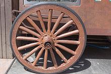 Roue wikip dia - Roue caoutchouc chariot ...