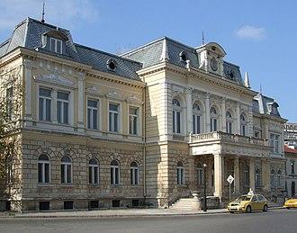 Friedrich Grünanger - Image: Rousse architecture 3