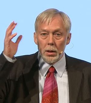 Roy Baumeister - Baumeister at the 2011 ZURICH.MINDS