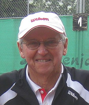 Roy Emerson - Image: Roy Emerson 2011