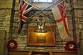 Royal Oak Memorial, St Magnus Cathedral - geograph.org.uk - 1446514.jpg