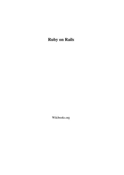 File:Ruby on Rails.pdf