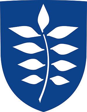 Rudersdal Municipality - Image: Rudersdal Kommune shield