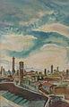 Rudolf Heinisch, Himmel über Florenz, 1953.jpg
