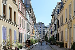 Image illustrative de l'article Rue Crémieux