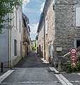Rue du Faubourg in Cajarc 01.jpg