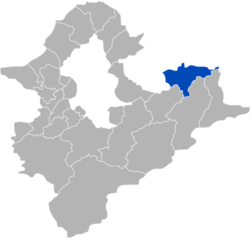 Ruifang District in New Taipei City