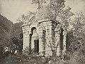 Ruins of a Hindu temple in Wangut, Kashmir, 1868 photo.jpg
