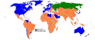 International rankings of Russia - Image: Rus world GNI percapita