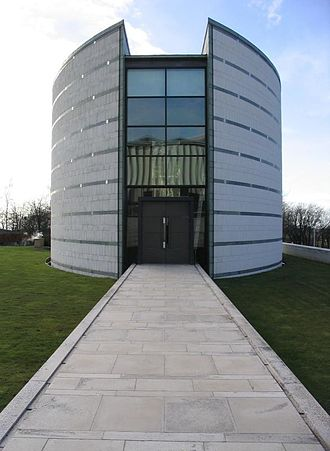 Richard MacCormac - Ruskin Library at the University of Lancaster