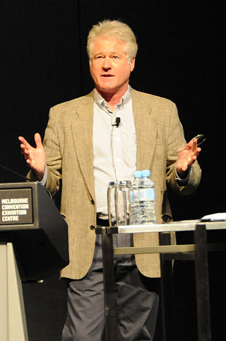 Russell Blackford - Russell Blackford speaking at 2010 Global Atheist Convention
