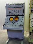 Russian Radar console at the wehrtechnische studiensammlung koblenz.JPG