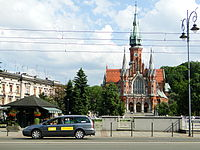 Kraków-Podgórze  including Podgórze, Zabłocie and Płaszów