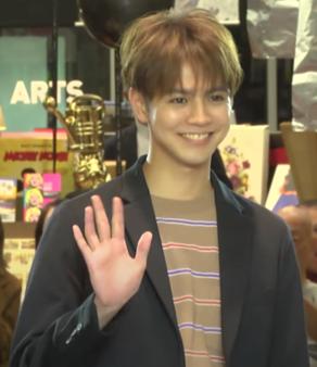Ryota Katayose Japanese singer and actor (born 1994)