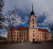 Rzeszów, zamek, 1600, 1903-1906 danz 009