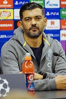 Sérgio Conceição Portuguese football manager and former player