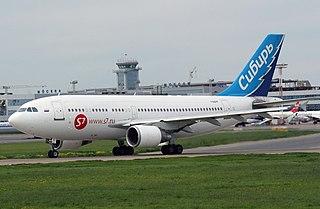 S7 Airlines Flight 778