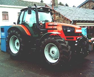 SAME (tractors) - SAME Rubin 150