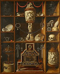 A Collector's Cabinet of Curiosities