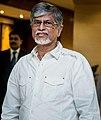 SA Chandrasekhar at Kanithan Audio Launch.jpg
