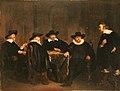 SB 5755-De Amsterdamse burgemeesters vernemen de aankomst van Maria de Medici.jpg