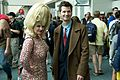 SDCC 2012 - Martian Girl & The Doctor (7626619520).jpg