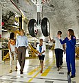 STS-135 Obama family inspects space shuttle Atlantis.jpg