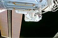 STS-97 Tanner EVA 3