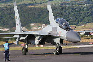 Sukhoi Su-30MKI - IAF Su-30MKI