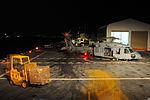 Sailors aboard USNS Comfort unload supplies DVIDS252936.jpg