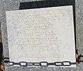 Saint-Bonnet-de-Mure - Plaque citation Victor Hugo morts pour la patrie (août 2018).jpg