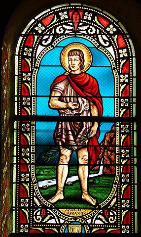 sveti Kaprazij - mučenec