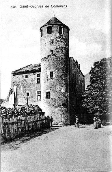 Fichier saint georges de commiers chateau p122 l 39 is re for Maison saint georges de commiers