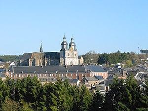 Saint-Hubert, Belgium - Image: Saint Hubert JPG02