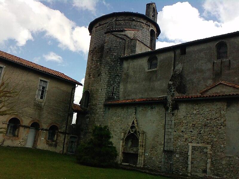 Cathédrale Notre-Dame-de-la-Sède de Saint-Lizier