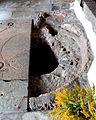 Saint-Maurice, Abbaye, baptistère médiéval.jpg
