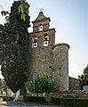 Saint-Pierre (Haute-Garonne) - L'église Saint-Martin - Clocher-mur.jpg