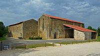 Saint-Prouant - Prieure Grammont 01.jpg