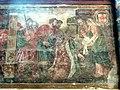 Saint-Quentin (02), basilique St-Quentin, collatéral sud du chœur, 1ère chapelle, peinture murale - l'Adoration des mages.jpg