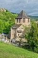 Saint Austremonius church in Salles-la-Source (5).jpg