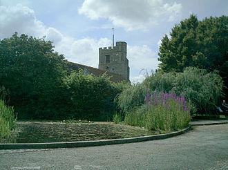 Bushey - St. James's Church, Bushey