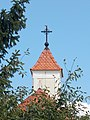 Saint Urban Chapel, tower, 2020 Marcali.jpg
