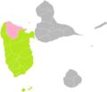 Sainte-Rose (Guadeloupe) dans son Arrondissement.png