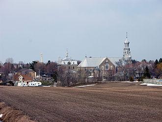 Sainte-Anne-des-Plaines, Quebec - Image: Sainte anne des plaines 1
