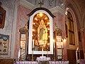 Sajónémeti templom Lourdes-i oltár.JPG