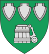Coat of arms of Saku pagasts
