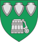 Coat of arms of Saku Parish