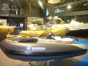 Saló Nàutic Internacional de Barcelona 2011 - 03 - Narwhal.JPG