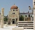 Saladin mouselum tomb Damascus.jpg